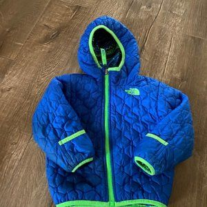 North Face perrito jacket 18-24 months